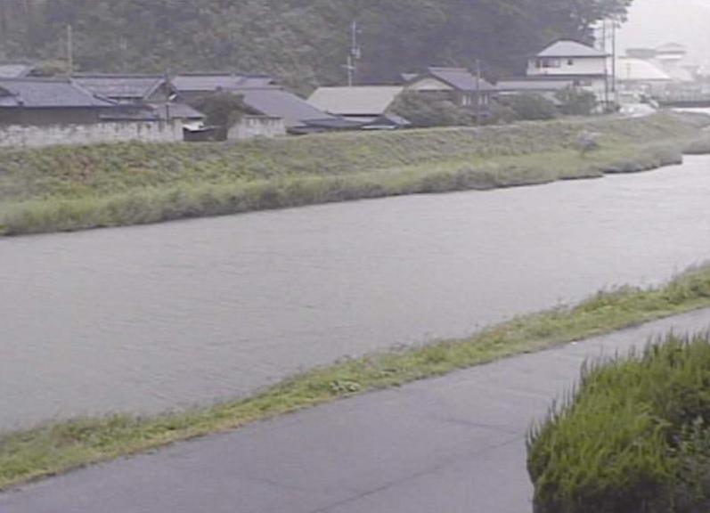 佐分利川本郷橋下流ライブカメラ(福井県おおい町本郷)
