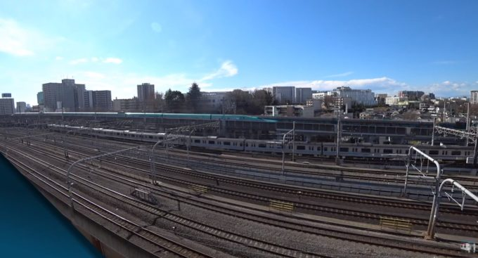 赤羽駅周辺鉄道ライブカメラ(東京都北区赤羽)