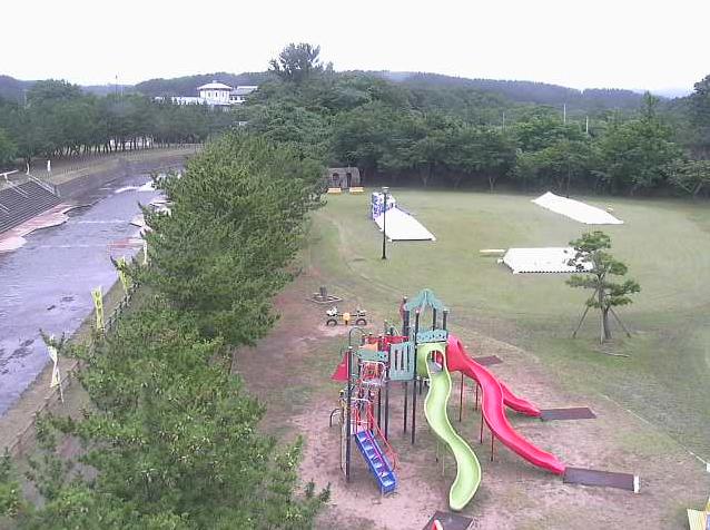 三保野公園ライブカメラ(青森県横浜町三保野)
