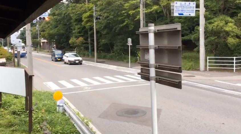 軽井沢国道18号ライブカメラ(長野県軽井沢町長倉)