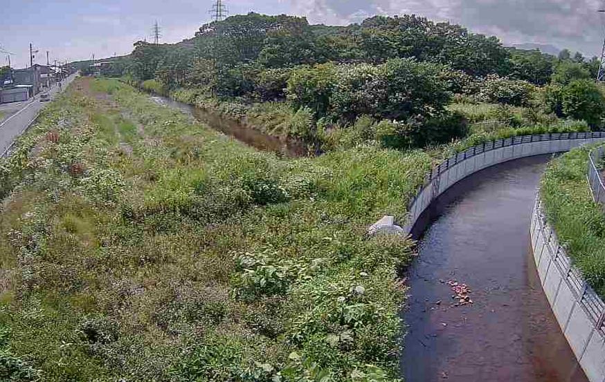 澄川排水路ライブカメラ(北海道苫小牧市澄川町)