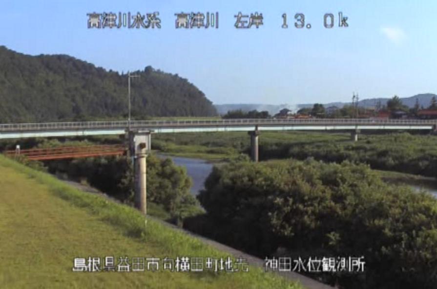 島根県のライブカメラ -