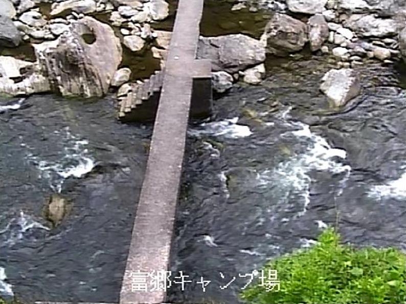 銅山川富郷キャンプ場ライブカメラ(愛媛県四国中央市富郷町)