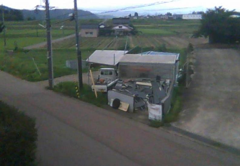 井上板金工業第1ライブカメラ(富山県高岡市小泉新)