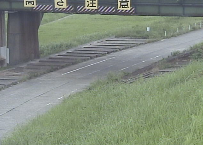 JR中央本線アンダーパス矢田川右岸ライブカメラ(愛知県名古屋市守山区)