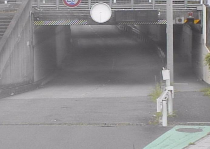 国道302号アンダーパス水場川右岸ライブカメラ(愛知県名古屋市西区)