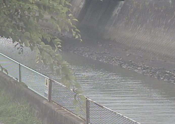 扇川上汐田橋ライブカメラ(愛知県名古屋市緑区)
