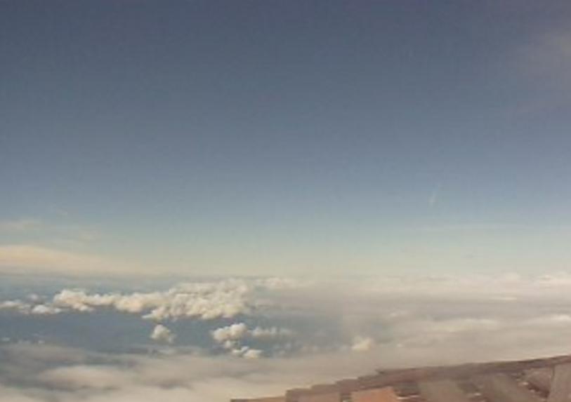 富士山頂西方面ライブカメラ(静岡県富士宮市北山)