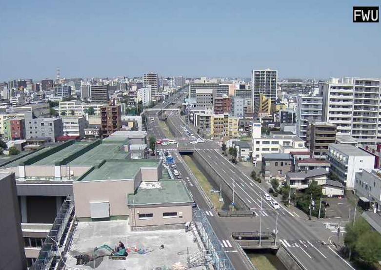 藤女子大学北16条キャンパスライブカメラ(北海道札幌市北区)