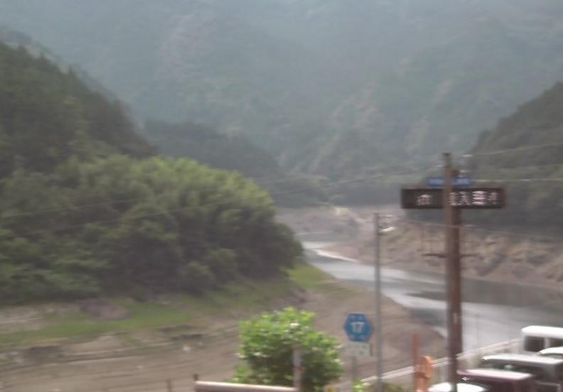 大川村役場ライブカメラ(高知県大川村小松)