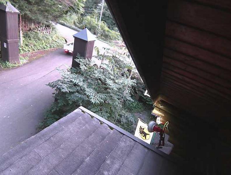 オリンポス三岳ライブカメラ(長野県木曽町三岳)