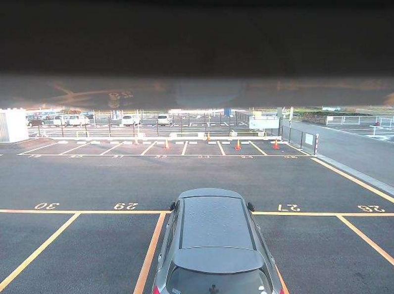 NTTルパルクTC岡本駅西口第1駐車場2ライブカメラ(栃木県宇都宮市下岡本町)
