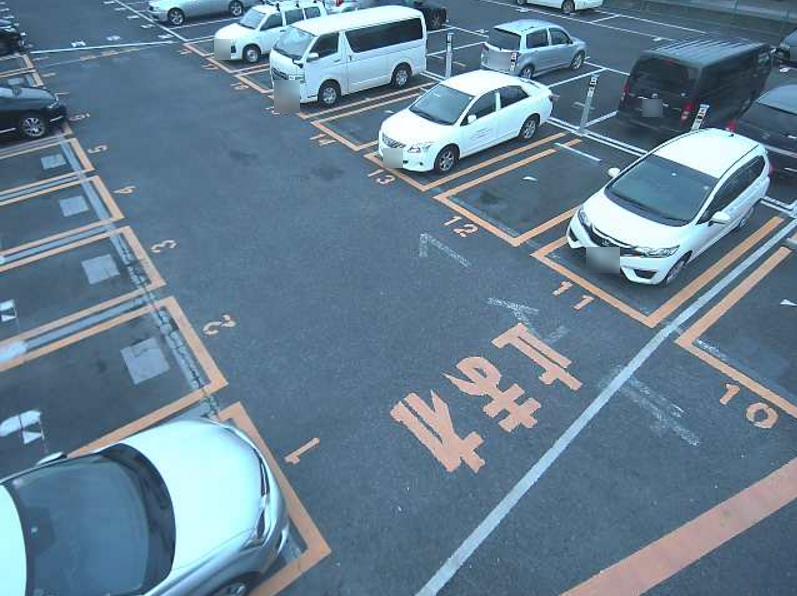 NTTルパルクリゾン朝霞本町第2駐車場ライブカメラ(埼玉県朝霞市本町)