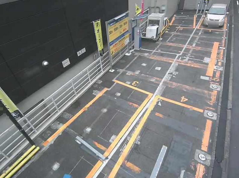 NTTルパルク渋谷2丁目第1駐車場ライブカメラ(東京都渋谷区渋谷)