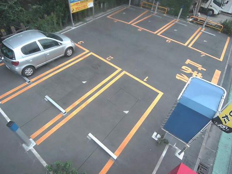 NTTルパルク浜川崎駅前第1駐車場ライブカメラ(神奈川県川崎市川崎区)