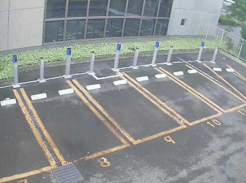 NTTルパルク新潟八千代第1駐車場2ライブカメラ(新潟県新潟市中央区)