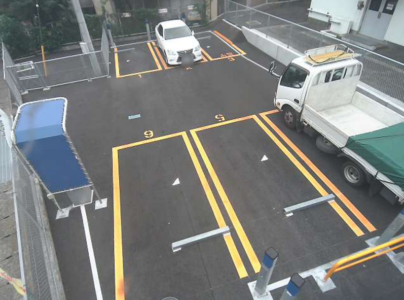NTTルパルク四街道第1駐車場ライブカメラ(千葉県四街道市四街道)