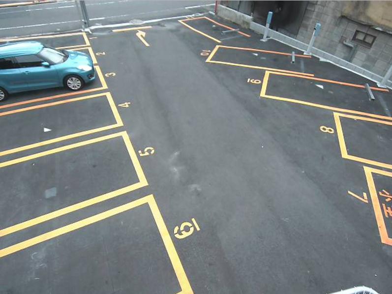 NTTルパルク白金台第4駐車場ライブカメラ(東京都港区白金台)