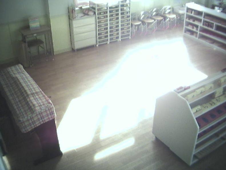 若松青葉幼稚園プレイルームライブカメラ(福岡県北九州市若松区)