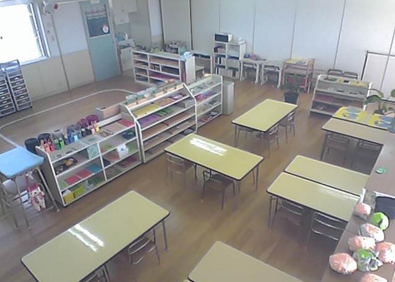 若松青葉幼稚園2階ゆり組ライブカメラ(福岡県北九州市若松区)