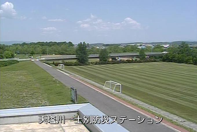 天塩川士別防災ステーションライブカメラ(北海道士別市東山町)