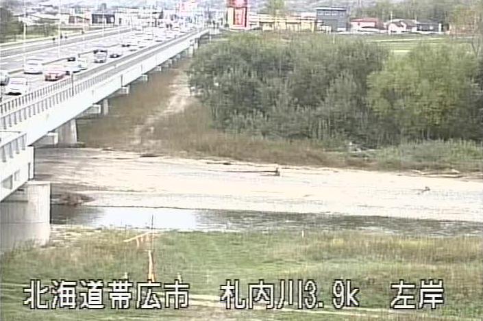 札内川札内橋ライブカメラ