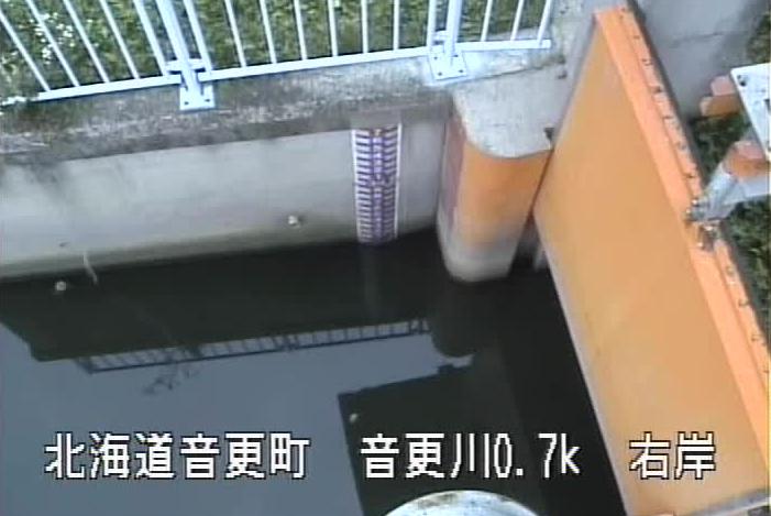 音更川木野第1樋門ライブカメラ