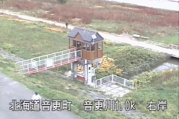 音更川木野樋門ライブカメラ