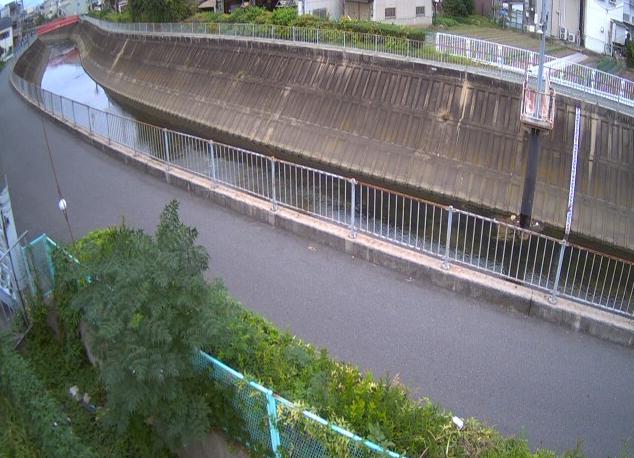 平野川中竹渕橋ライブカメラ
