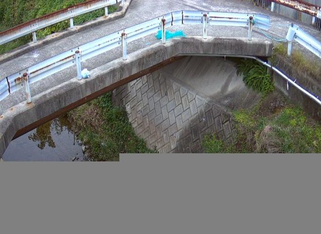 雨山川無名橋ライブカメラ