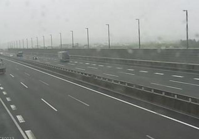 新東名高速道路浜松浜北インターチェンジライブカメラ(静岡県浜松市浜北区)