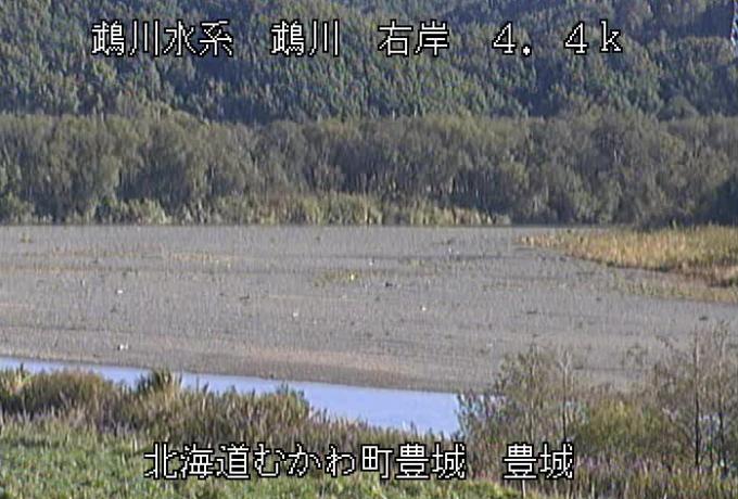 鵡川豊城ライブカメラ(北海道むかわ町豊城)