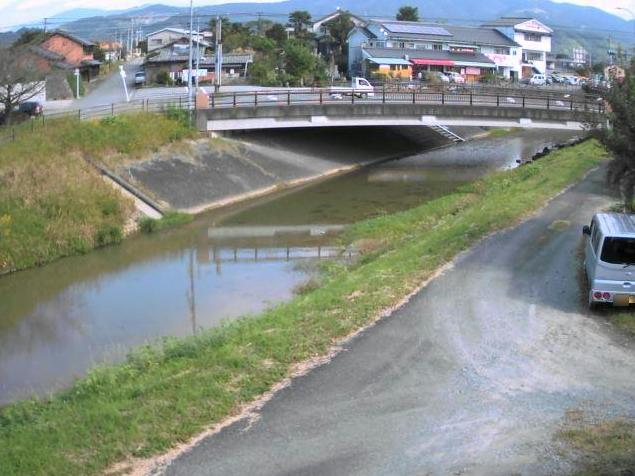 桂川比良松橋ライブカメラ(福岡県朝倉市宮野)