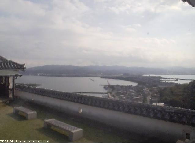 天草苓北ジオパークライブカメラ(熊本県苓北町富岡)