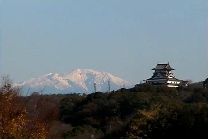 犬山城御岳ライブカメラ