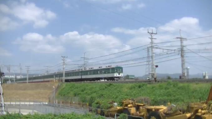中書島京阪電車ライブカメラ(京都府京都市伏見区)