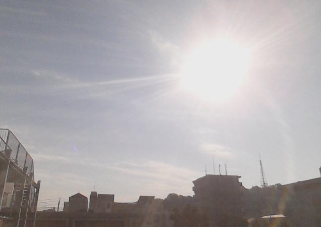 愛媛大学文京キャンパス松山上空ライブカメラ(愛媛県松山市文京町)