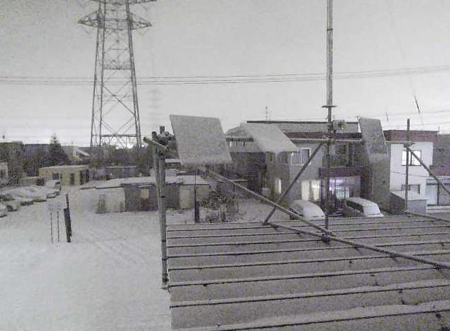 大泉建設BB-HCM715デモ機ライブカメラ(北海道札幌市手稲区)