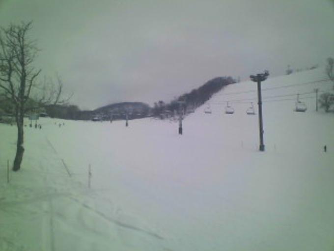 パウダーカンパニーニセコアンヌプリ国際スキー場北方面ライブカメラ(北海道ニセコ町ニセコ)