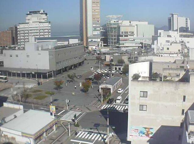 高松ターミナルホテルJR高松駅前ライブカメラ(香川県高松市西の丸町)
