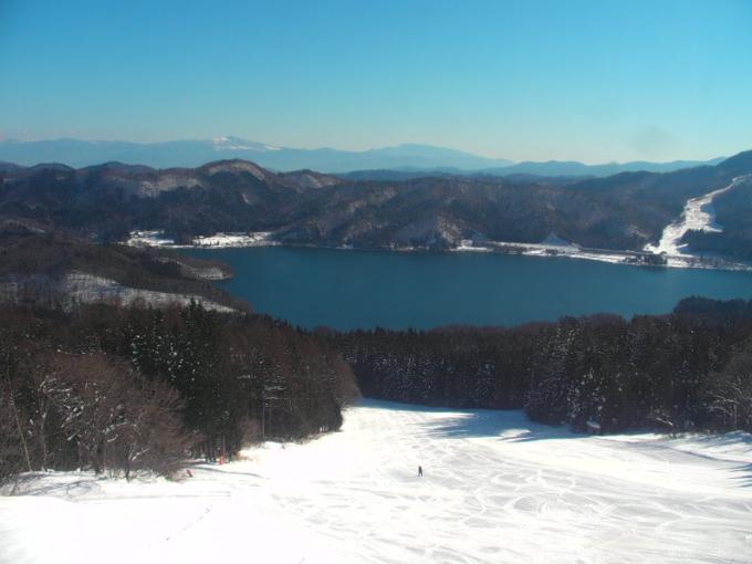 白馬さのさかスキー場ライブカメラ(長野県白馬村神城)