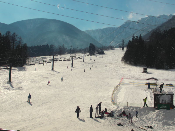 白馬五竜スキー場いいもりライブカメラ