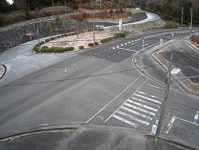 ICT国道163号島ヶ原町区ライブカメラ(三重県伊賀市島ヶ原町区)
