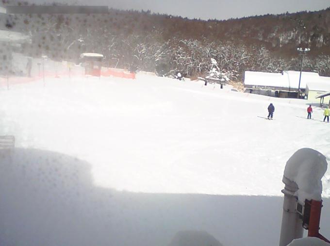 いいづなリゾートスキー場ライブカメラ(長野県飯綱町川上)