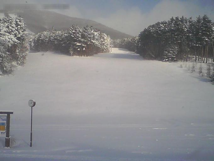 猪苗代スキー場ミネロエリアライブカメラ(福島県猪苗代町葉山)