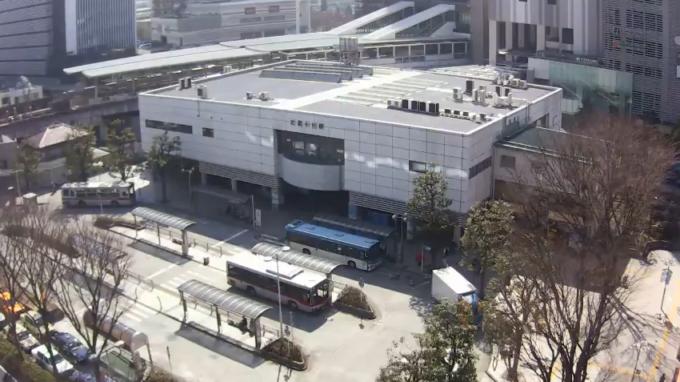 武蔵小杉駅ライブカメラ