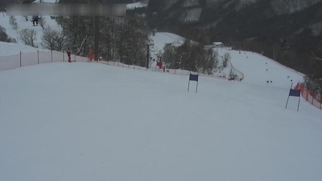 ほおのき平スキー場かもしか頂上スタートハウスライブカメラ(岐阜県高山市丹生川町久手)