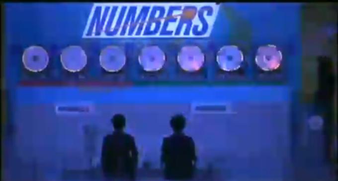 ナンバーズ3・ナンバーズ4抽選会ライブカメラ(東京都中央区京橋)