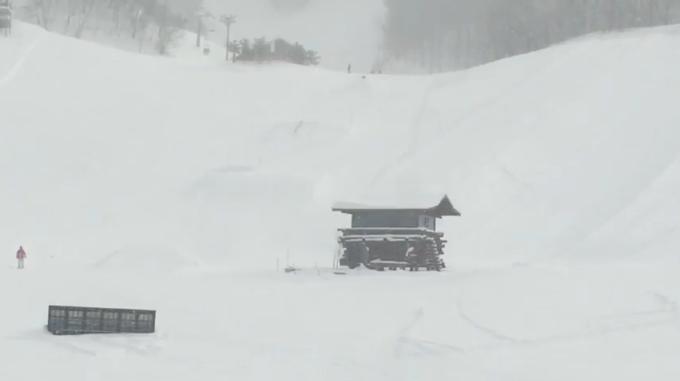 尾瀬戸倉スキー場ライブカメラ