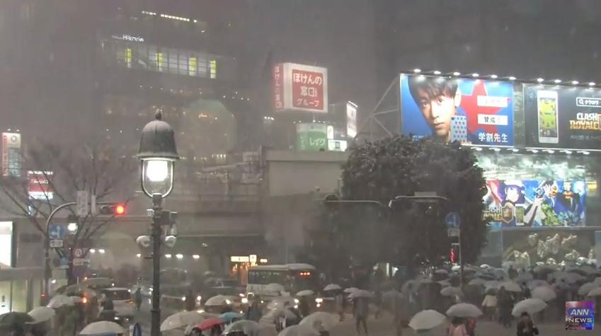 渋谷 定点 カメラ 【LIVE】渋谷スクランブル交差点 ライブカメラ